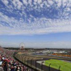 Bruno Senna disputa los terceros entrenamientos del fin de semana