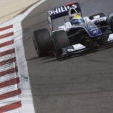 Rosberg hace un plano