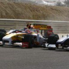 Gran Premio de Bahréin 2009: Carrera