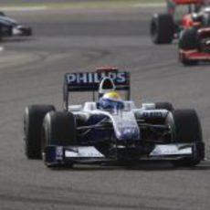 Rosberg en Bahréin