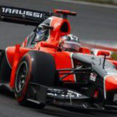 Timo Glock se coloca 22º en calificación