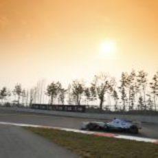 El sol se pone para Michael Schumacher