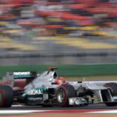 Superblandos para Michael Schumacher