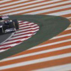 India recibe a Bruno Senna