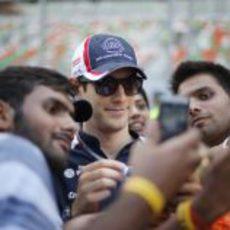 Mucha atención para Bruno Senna