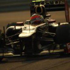 Romain Grosjean debuta en India