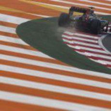 Romain Grosjean visita la escapatoria