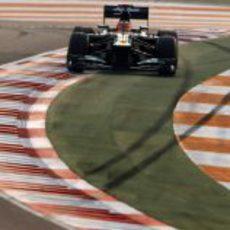 Heikki Kovalainen fuera de pista