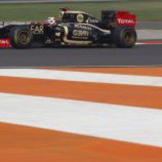 Séptima posición para Kimi Räikkönen