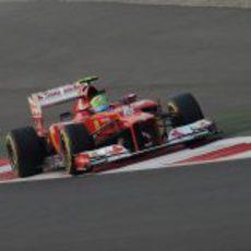 Felipe Massa terminó sexto en la clasificación de India