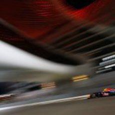 Sebastian Vettel encabeza los Libres 2 de Abu Dabi