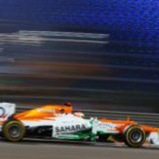 Jules Bianchi completa los Libres 1 en Abu Dabi