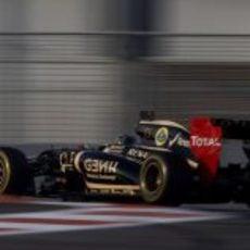 Davide Valsecchi se hizo con el crono más rápido en su jornada de test