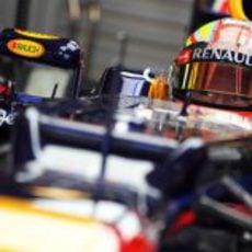 Robin Frijns terminó en cuarta posición los test de Abu Dabi
