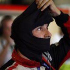 Timo Glock termina los Libres 1 en Abu Dabi