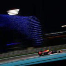 Mark Webber saldrá segundo en Abu Dabi