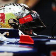 Sebastian Vettel fue descalificado de la clasificación en Abu Dabi