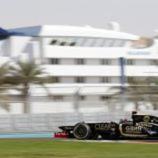 Kimi Räikkönen clasificó quinto en Abu Dabi