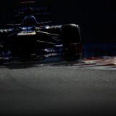 Daniel Ricciardo logró el 16º mejor tiempo en Abu Dabi