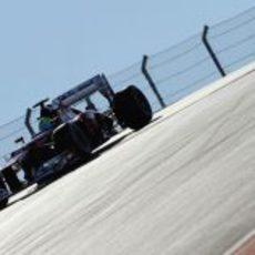 Felipe Massa, a contraluz