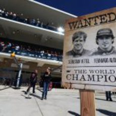 Se busca campeón del mundo: Sebastian Vettel o Fernando Alonso