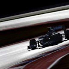 Bruno Senna clasifica undécimo