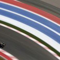 Romain Grosjean, gran papel en la Q3