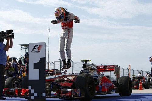 Lewis Hamilton fue el número 1 en Estados Unidos