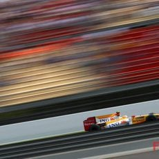 El R29 de Piquet en Barcelona