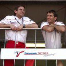 Trulli y Vasselon en Mónaco