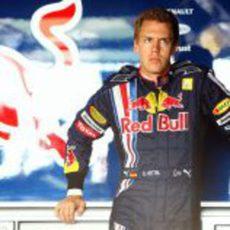 Vettel en Mónaco