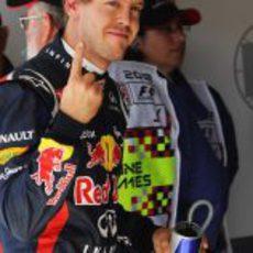 Vettel se hace con la 'pole' en el primer Gran Premio en Austin