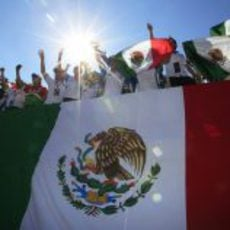 Muchos mexicanos en el Circuito de las Américas