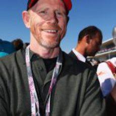Ron Howard en el Circuito de las Américas