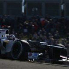 Kamui Kobayashi termina los Libres 2 del GP de Estados Unidos 2012