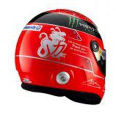 Schumacher agradece a todos estos últimos 3 años en la F1