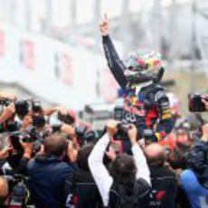 Sebastian Vettel, Campeón del Mundo de Fórmula 1 2012