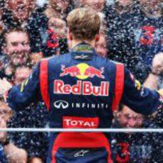 Sebastian Vettel y Red Bull, nacidos para triunfar