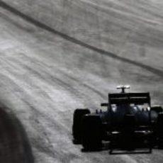Vitaly Petrov completa los Libres 3 en el nuevo circuito de Austin