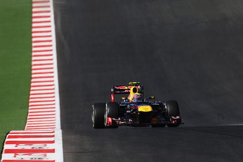 Mark Webber abandonó en Austin por un fallo del alternador
