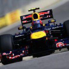 Mark Webber afronta el último fin de semana de la temporada