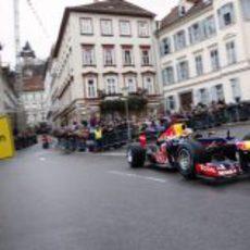 Sebastian Vettel en 'Vettelheim'
