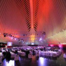 Cena de gala en las Finales Mundiales de Ferrari 2012