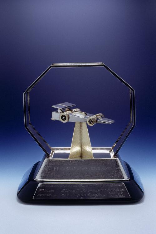 Trofeo al mejor Gran Premio de la temporada 2012