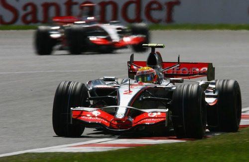 Guerra fria en McLaren