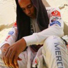 Presión máximo en el Gran Premio de Brasil 2007