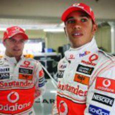 Heikki Kovalainen, nuevo compañero