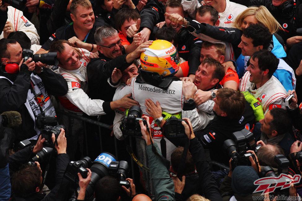 Red Bull permite pocas alegrías al resto
