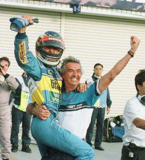 Título sentenciado ganando en el Gran Premio del Pacífico