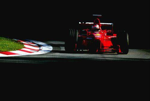 Primera victoria en Monza con Ferrari